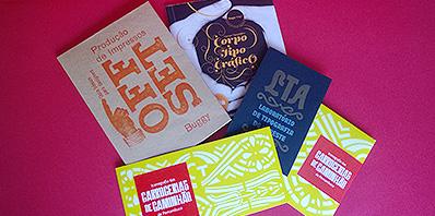 """Lançamento do livro """"Produção de Impressos OFFSET"""" em Caruaru"""